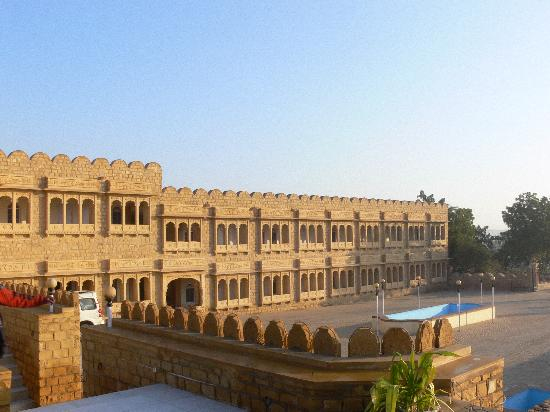 Himmatgarh Palace Hotel, Best Heritage Accommodation ...